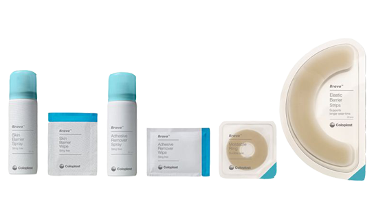About us Coloplast Samples Ostomy Accessories Brava