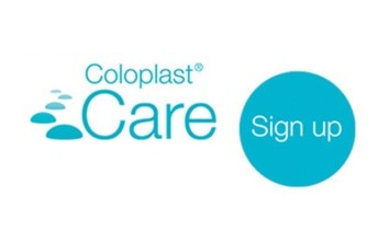 Sign up for Coloplast Care