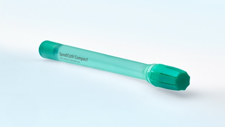 Introducing NEW SpeediCath® Compact Male catheter