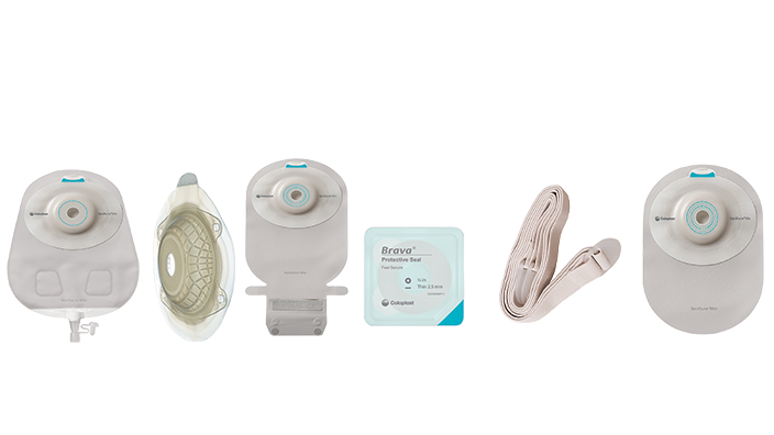 Ostomy Pouches and Accessories