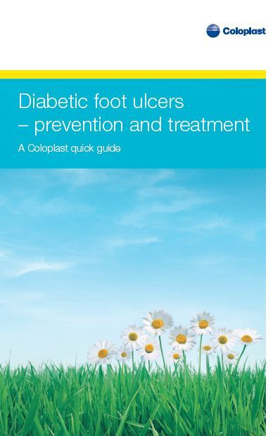 Diabetic foot ulcers - prevention and treatment
