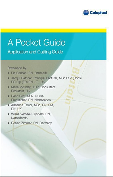 Wound Care Pocket Education Guide