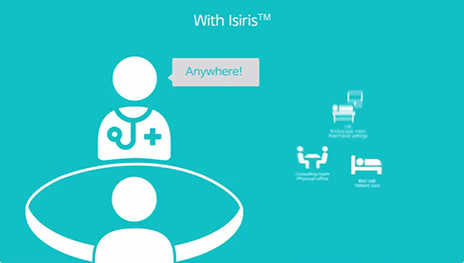 Watch the video to discover freedom for stent removal procedure with Isiris®